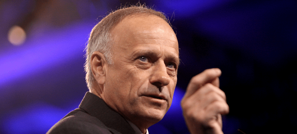 Rep. Steve King, Republican of Iowa