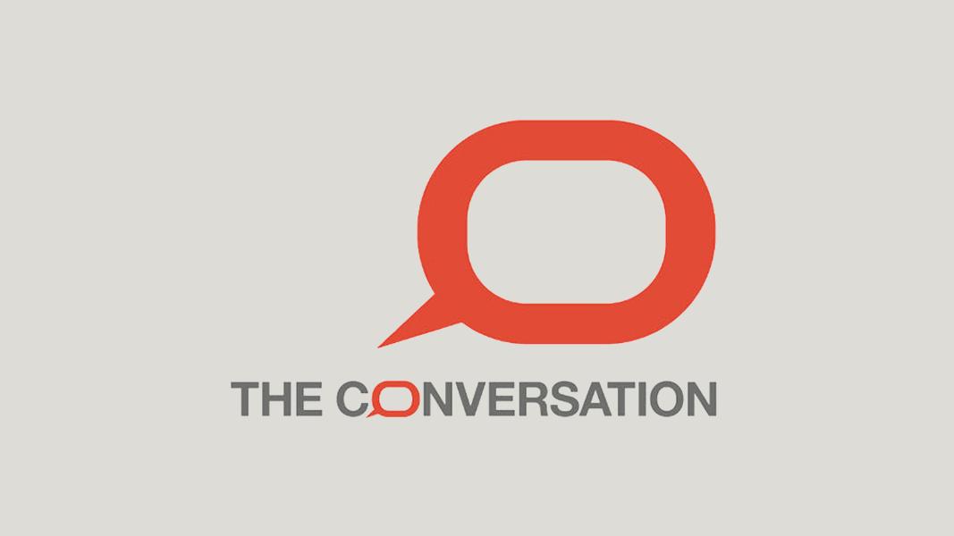 Graphic: The Conversation logo