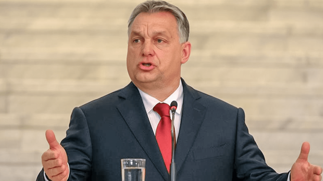 Photo: Viktor Orban.