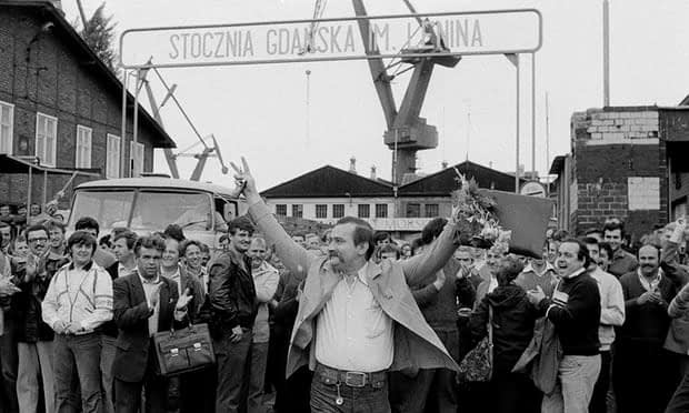 Lech Walesa 1983