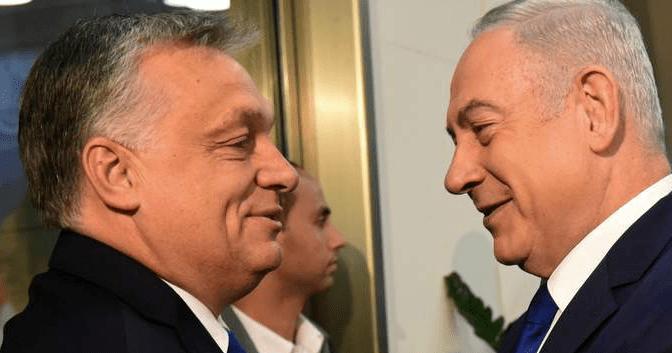 Orban and Netanyahu